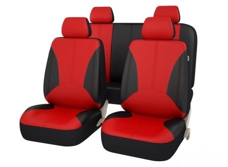 Чехлы PSV Imperial Lada (Красный), экокожа
