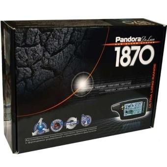 Автосигнализация Pandora De Luxe 1870i (а/з)