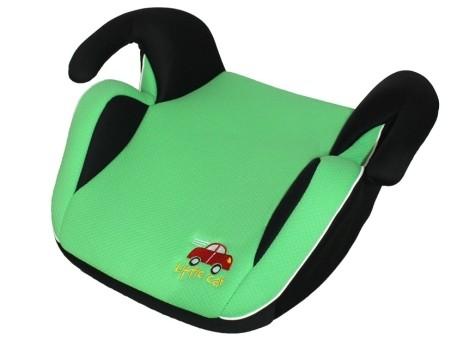 Бустер детский 15-36кг. Little Car LB-311 зеленый