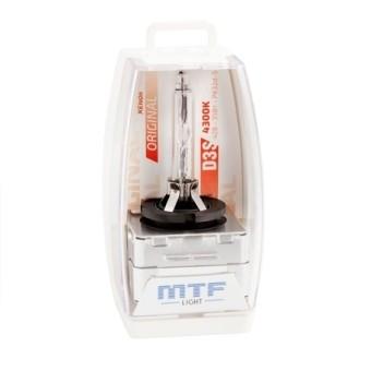 Лампа ксенон D3S 4300K MTF