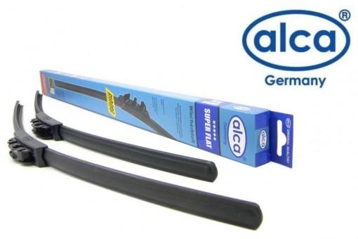 Щетки стеклоочистителя Alca