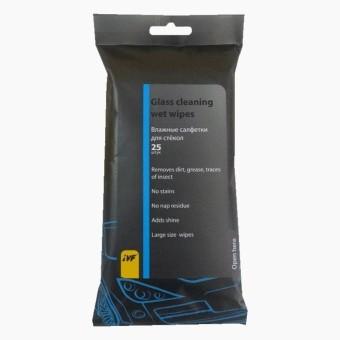 IVF Салфетки влажные (для стекол, 25 шт.)