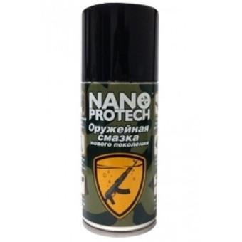 Nanoprotech Смазка для оружия (нового поколения), 210мл.