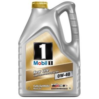 Масло моторное Mobil 1 0w40 (4л)