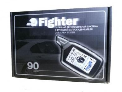 Автосигнализация Fighter F-90 (а/з)