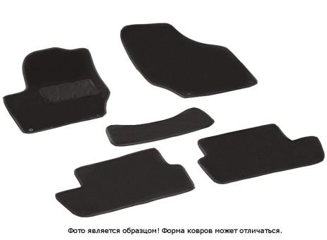 Коврики Citroen C4 2004-2010 г. - ворс на рез.осн. Seintex