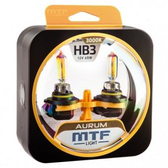 Лампы MTF Aurum HB3 9005 (12 V, 65 W, 2 шт)