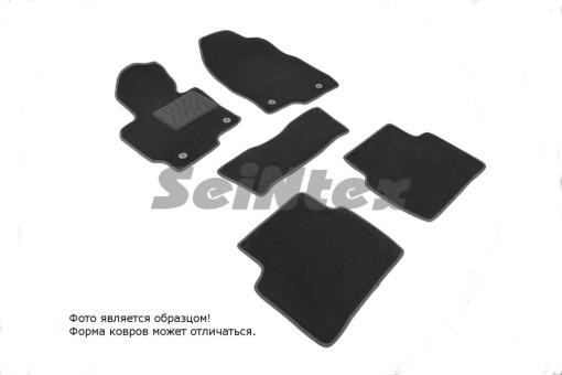 Коврики Mazda CX-5 2011-> ворс Lux на рез.осн. Seintex