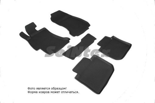 Коврики Subaru XV 10-> резиновый с выс. борт. (Seintex)