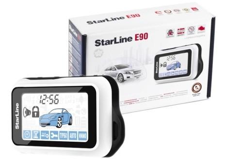 Брелок для а/с StarLine Е90/E91 (ж/к, ОРИГИНАЛ)