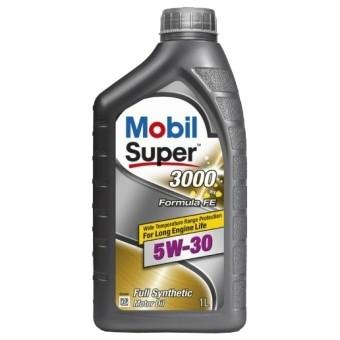 Масло моторное Mobil Super 3000 X1 Formula FE 5W30 (1л)