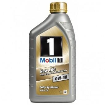 Масло моторное Mobil 1 0w40 (1л)