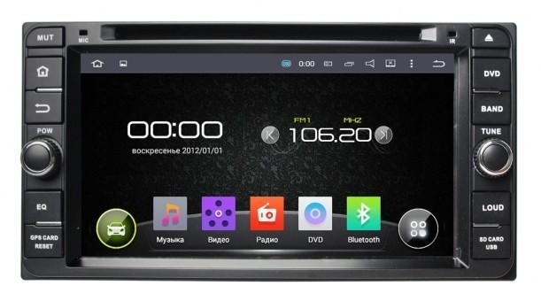 Головное устройство Toyota Universal  - Incar AHR-2230 (Android)