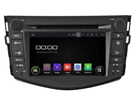 Головное устройство Toyota RAV4 - Incar AHR-2253 (Android)