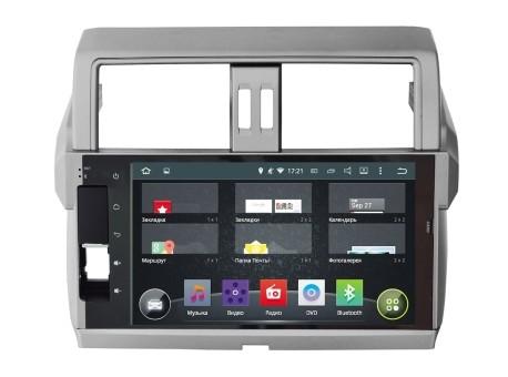 Головное устройство Toyota Prado 150 - Incar AHR-2252 (Android)