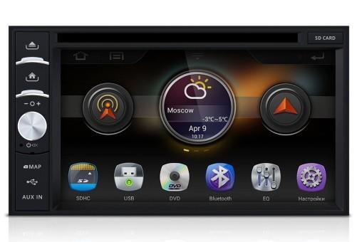 Головное устройство Suzuki Jimny - Incar 82-0701 (Android)