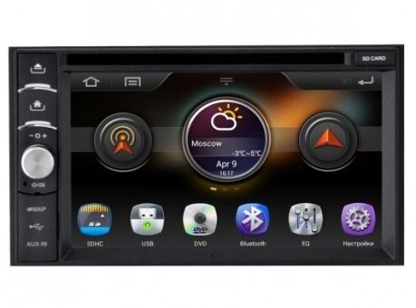Головное устройство SsangYong Rexton - Incar 82-7704 (Android)
