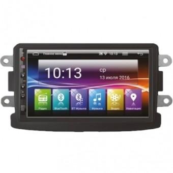 Головное устройство Renault Duster, Logan, Sandero - Incar 83-1401 (Android)