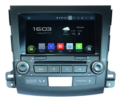 Головное устройство Mitsubishi Outlander - Incar AHR-6181 (Android)