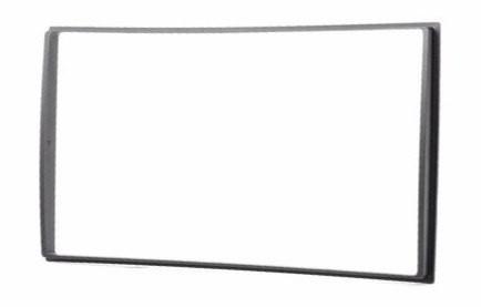 Переходная рамка Nissan Tiida - Carav-11-348 (2 Din)