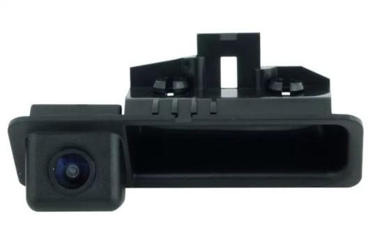 Камера заднего обзора BMW 3,5,X3,X5,X6 В Ручку - Intro VDC-009