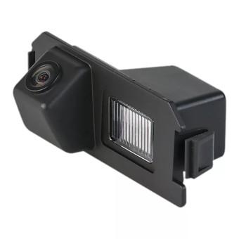 Камера заднего обзора Hyundai Solaris h/b,i30 12+,KIA Ceed,Rio III h/b, Soul - Incar VDC-097