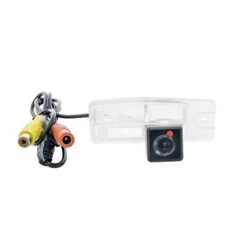 Камера заднего обзора Nissan Qashqai 14+, X-Trail III 15+ - SWAT VDC-032