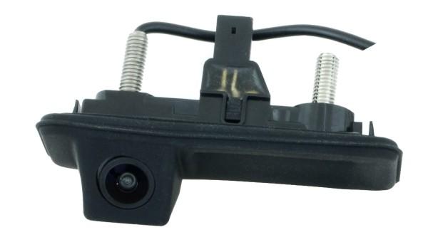 Камера заднего обзора Skoda Octavia 04+,Fabia,Superb в ручку - Incar VDC-084