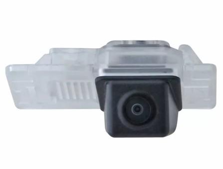 Камера заднего обзора VW Polo sedan 14+ светодиодная- Incar VDC-113