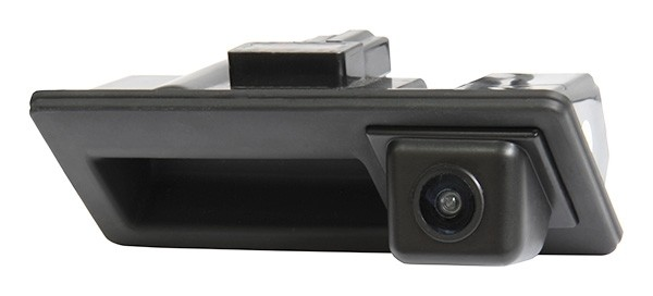 Камера заднего обзора VW Touareg 11+, B7, Tiguan 8+, Jetta 11+, Audi A4, A5, Q3, Q5 в ручку - Incar