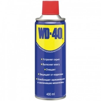Смазка WD-40 (400 мл)