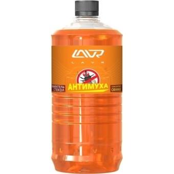 Lavr Ln1217 Омыватель стекол Антимуха Orange, концентрат (1000 мл)