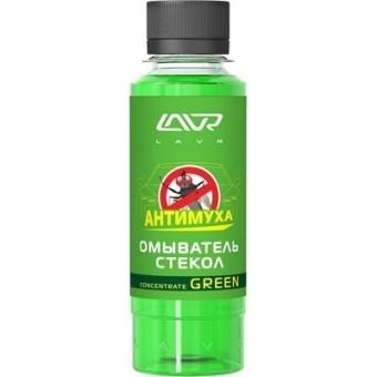 Lavr Ln1220 Омыватель стекол Антимуха Green, концентрат (120 мл)