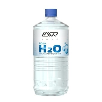 Lavr Ln5001 Вода дистилированная (1000 мл)