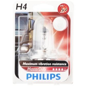 Лампа Philips H4 Master Duty (24 В, 75/70 Вт, P-13342MD)