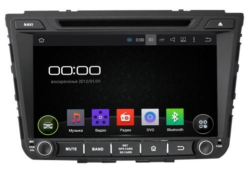 Головное устройство Hyundai Creta - Incar AHR-2463 (Android)