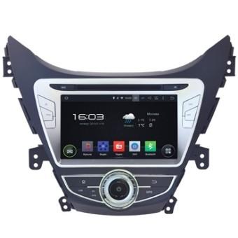 Головное устройство Hyundai Elantra - Incar AHR-2464 (Android)
