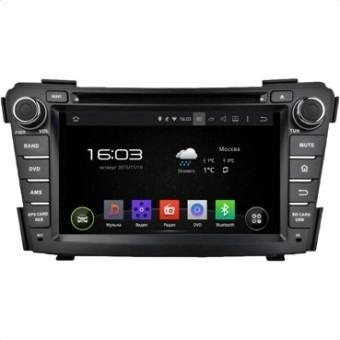 Головное устройство Hyundai i40 - Incar AHR-2484 (Android)