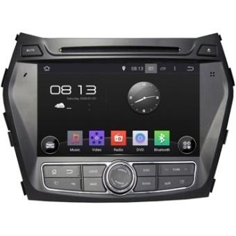 Головное устройство Hyundai Santa Fe - Incar AHR-2483 (Android)