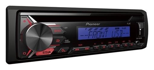 CD/MP3-ресивер Pioneer DEH-1900UBB