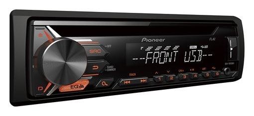 CD/MP3-ресивер Pioneer DEH-1900UBA