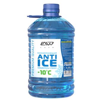 Lavr Ln1316 Жидкость стеклоомывающая (-10, 3,35л)