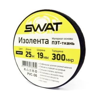 Изолента Swat PVC-06 (тканевая)