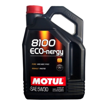 Масло моторное Motul 8100 Eco-Nergy 5w-30(4л)