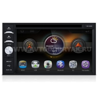 Головное устройство Hyundai H1 Starex - Incar 82-2401 (Android)