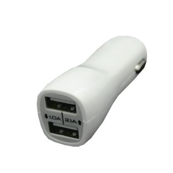 Автомобильное зарядное устройство 2 USB Intego C-22