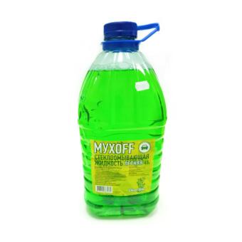Жидкость стеклоомывающая летняя (4,3л)