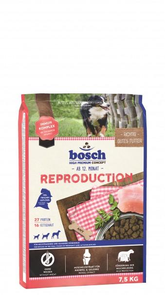 Сухой корм для собак Bosch Reproduction, 7,5 кг