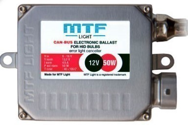 Блок розжига MTF CAN-BUS (50W)