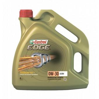 Масло моторное Castrol Edge 0W-30 A3/B4 (4л)